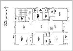 3TH, 4TH & 5TH FLOOR PLAN